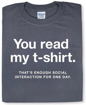 t-shirt blue white top antisocial white top