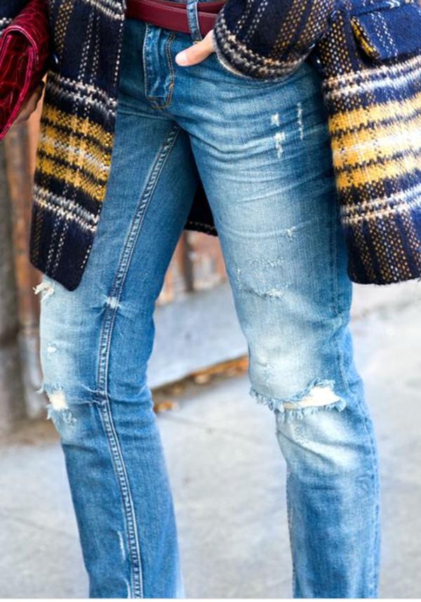 pants boyfriend jeans jeans blue
