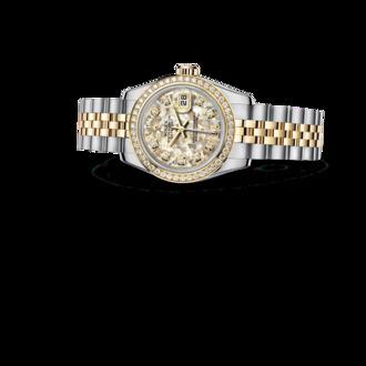underwear goldwatch love like diamonds watch gold