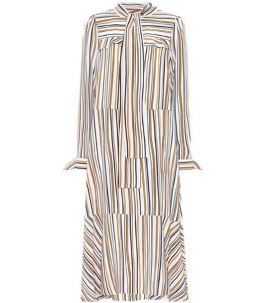 Dorothee Schumacher dress silk dress silk