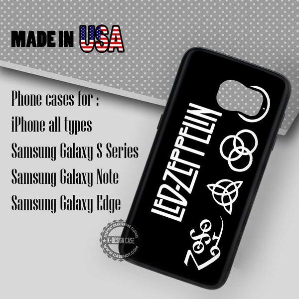 Samsung S7 Case - Band Led Zeppelin Symbol - iPhone Case #SamsungS7Case #music #yn