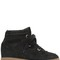 Etoile 80mm bobby suede wedge sneakers
