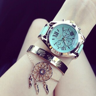 jewels mint dreamcatcher watch dreamcatcher bracelet
