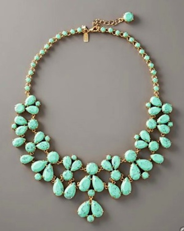 jewels jewelry statement necklace