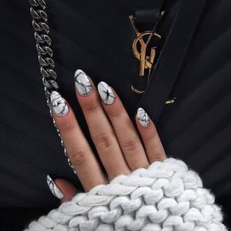 nail accessories tumblr marble nail polish nail art nails nail stickers acrylic nails fake nails