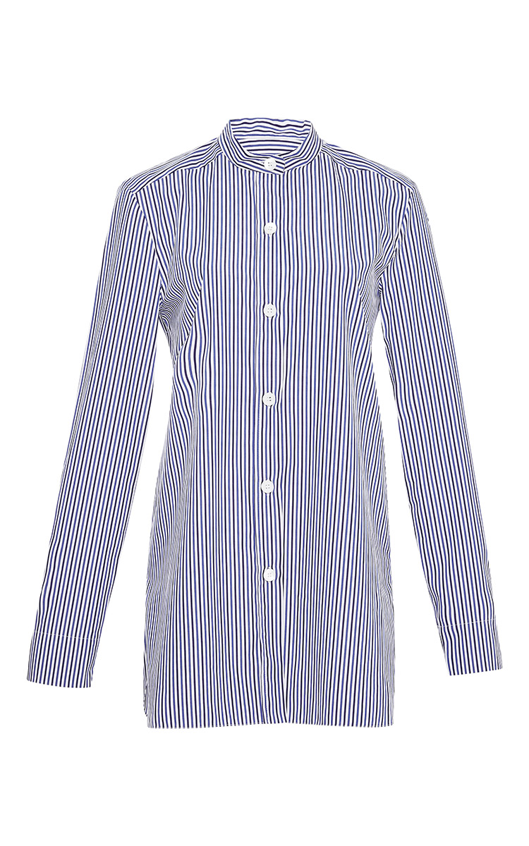 Striped Cotton Shirt by Marni - Moda Operandi