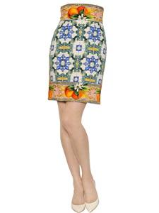 SKIRTS - DOLCE & GABBANA -  LUISAVIAROMA.COM - WOMEN'S CLOTHING - FALL WINTER 2014