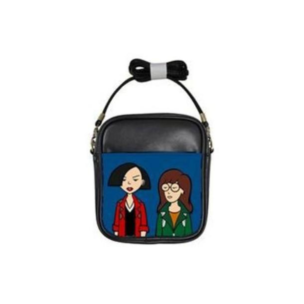 bag sling bag cartoon