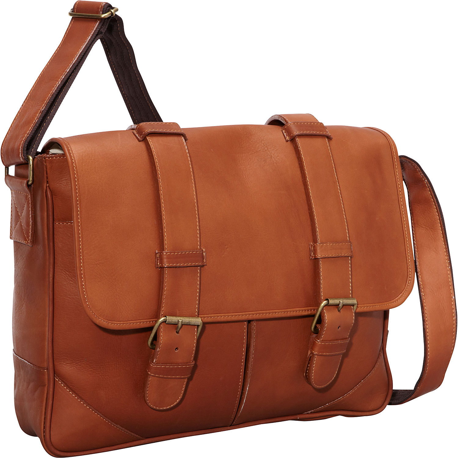 ClaireChase Sorrento Laptop Messenger Bag - eBags.com