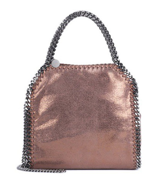 Stella McCartney deer mini bag shoulder bag metallic
