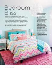 home accessory,bedding,chevron