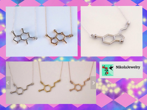 jewels necklace science