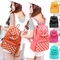 New arrival polka dots bowknot charming backpack for girl school rucksack shoulder bags