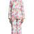 Roller Rabbit Geraniums Loungewear Pajama Set