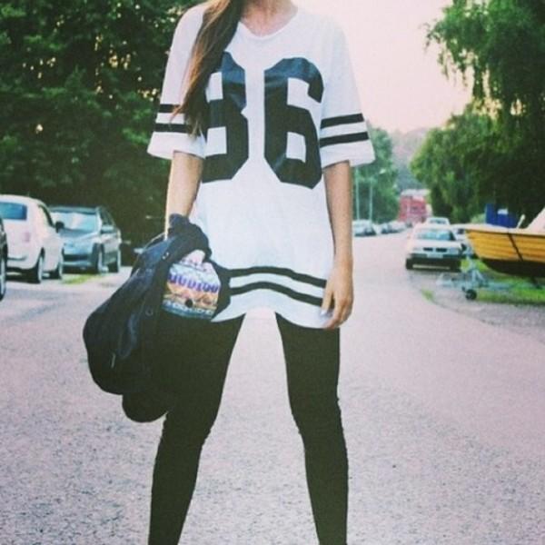 shirt oversized t-shirt hipster