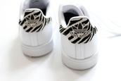 shoes,adidas,adidas shoes,adidas stan smith whe bla zebra,stan smith