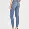Lighten up washed skinny jeans blue - gojane.com