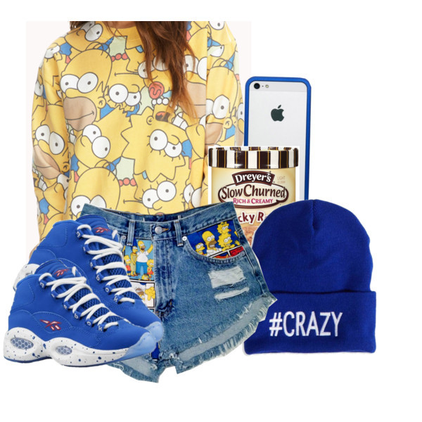 blouse shorts beanie shoes phone cover