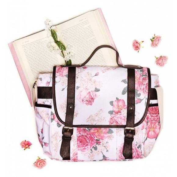 bag roses back to school