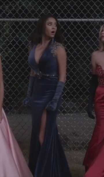 Emily Fields Prom Dress