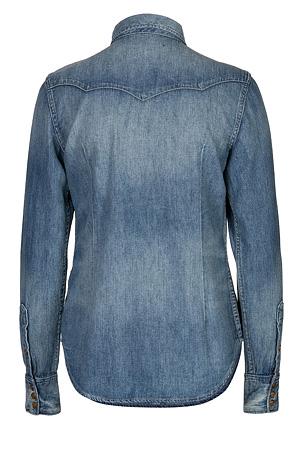 Western-StyleJeanShirtfromRALPHLAURENBLUELABEL | Luxury fashion online | STYLEBOP.com