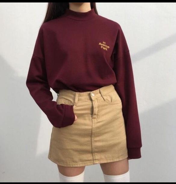 Jacket White Black Tumblr Skirt Hoodie Sweatshirt