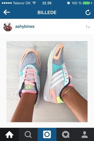 shoes pastel adidas pastel sneakers