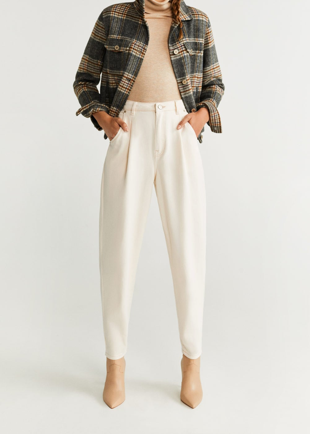 Jeans slouchy regina - Women | Mango USA