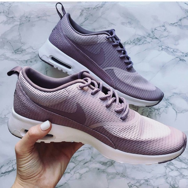 Nike Air Max Thea Purple Smoke White