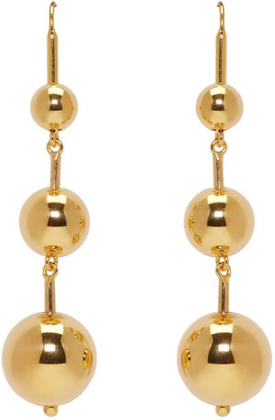 Sophie Buhai earrings gold jewels