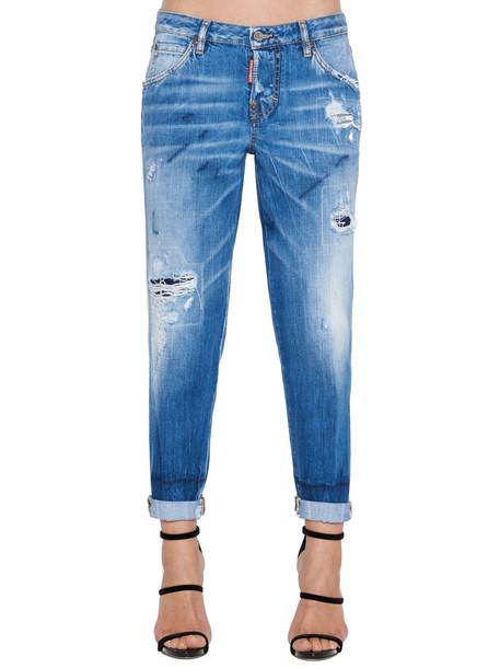 Dsquared2 pants blue