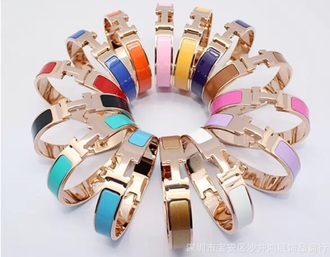 jewels h button hermes h bracelet bracelets