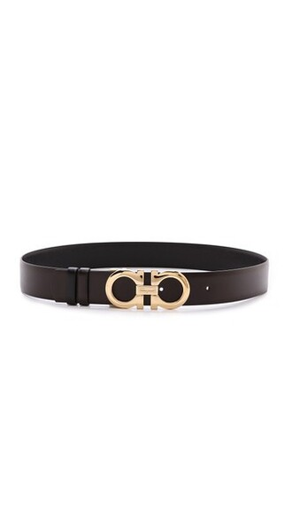 dark belt black brown