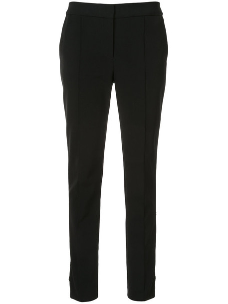 Yigal Azrouel women fit black pants