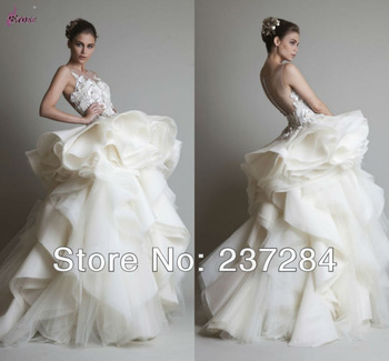 Aliexpress.com : Buy New Fashion Evening Dress A Line Tulle Long Dress Flower Sequins 2014 Hot Prom Dress TE92323 from Reliable dress slipper suppliers on Suzhou Babyonline
