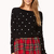 Sweet Polka Dot Cropped Sweater | FOREVER 21 - 2077718325