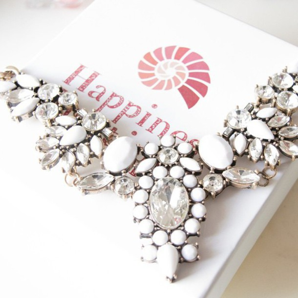 jewels necklace jewelry happiness  boutique