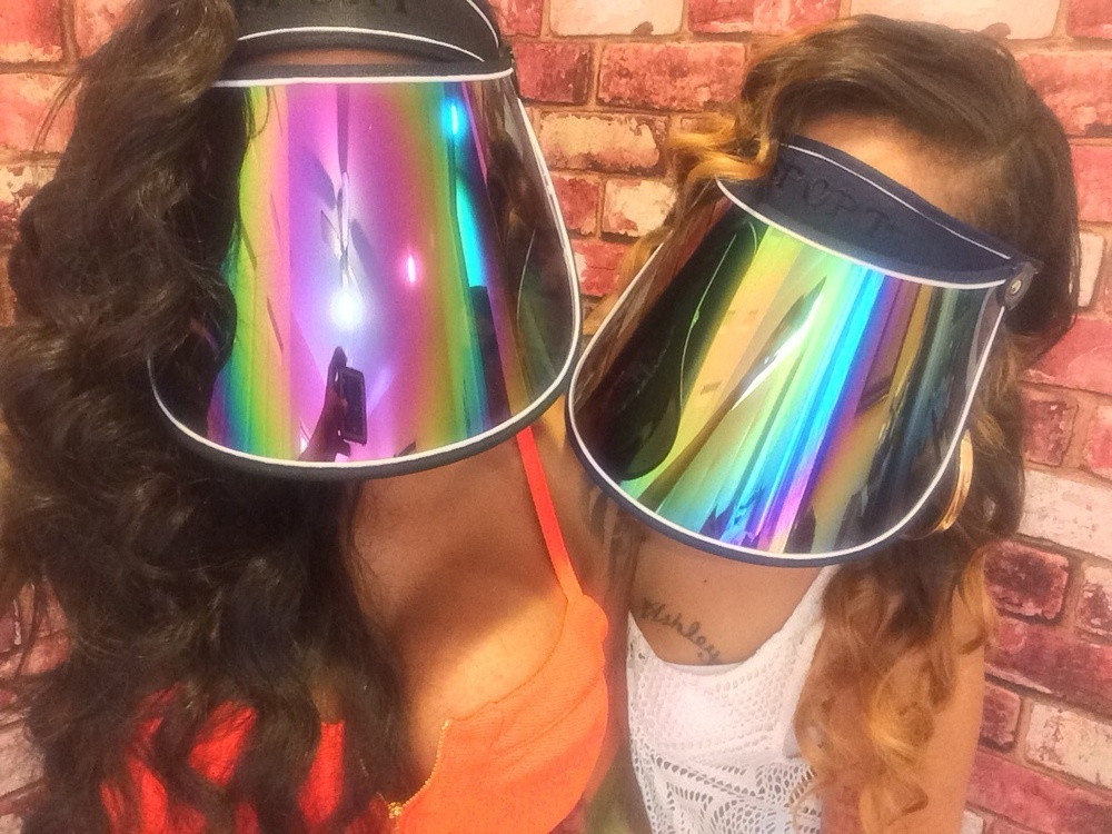 Mirror Visors / SLUTS & DIAMONDS