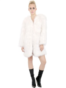 FUR & SHEARLING - AMERICAN RETRO -  LUISAVIAROMA.COM - WOMEN'S CLOTHING - FALL WINTER 2014