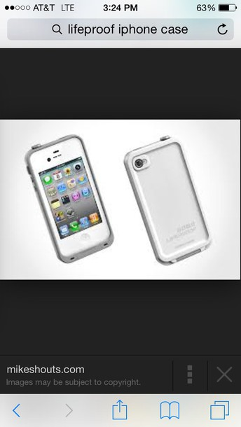 phone cover lifeproof