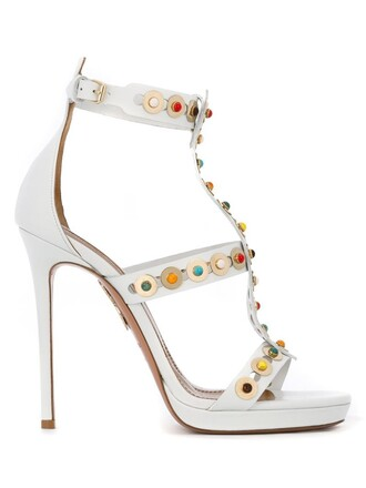 studded sandals studded sandals white shoes
