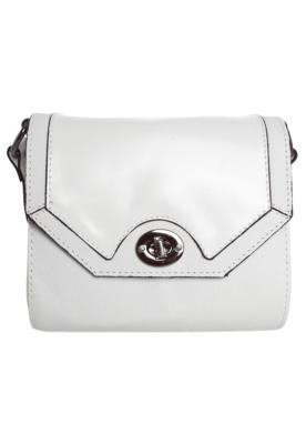 Bolsa Dumond Verniz Branca - Compre Agora | Dafiti