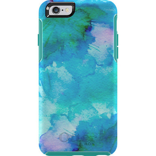 phone cover iphone blue green trendy tumblr summer