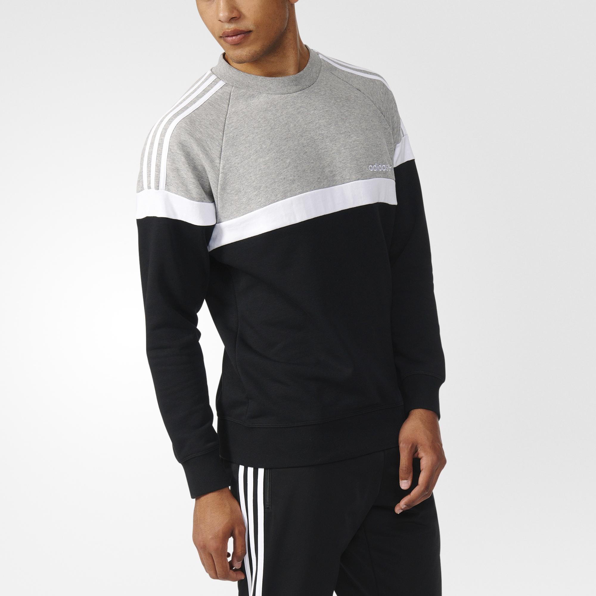 1813871b872 adidas Itasca Sweatshirt - zwart | adidas Officiële Shop