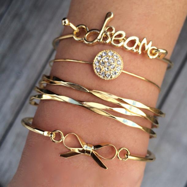 jewels chichime trendy fashion girly bracelets cute beautiful shopping