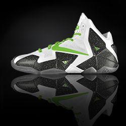 Nike Store. LeBron 11 iD Basketball Shoe
