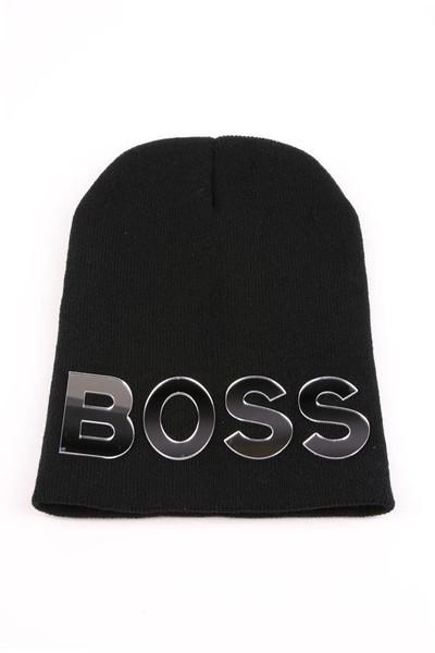 Boss beanie