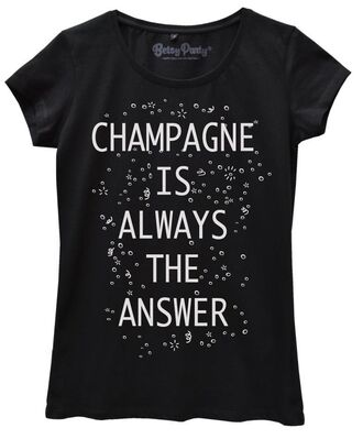 t-shirt funny cool black champagne graphic tee graphic shirt jersey tee shirt black dress quote on it funny quote shirt love quotes swag
