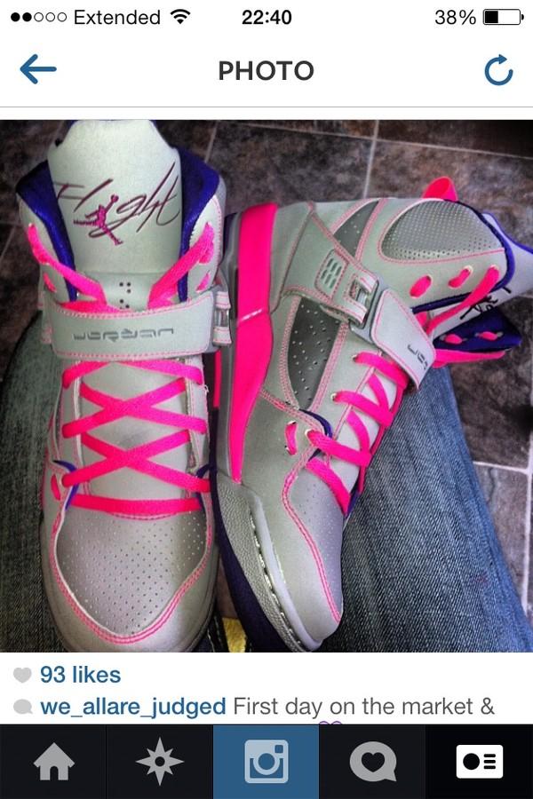 shoes jordans flight