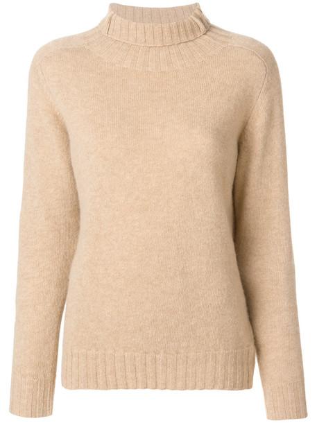 ZANONE sweater women nude wool